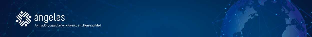 Logo of ÁNGELES | Portal de Formación CCN - CERT